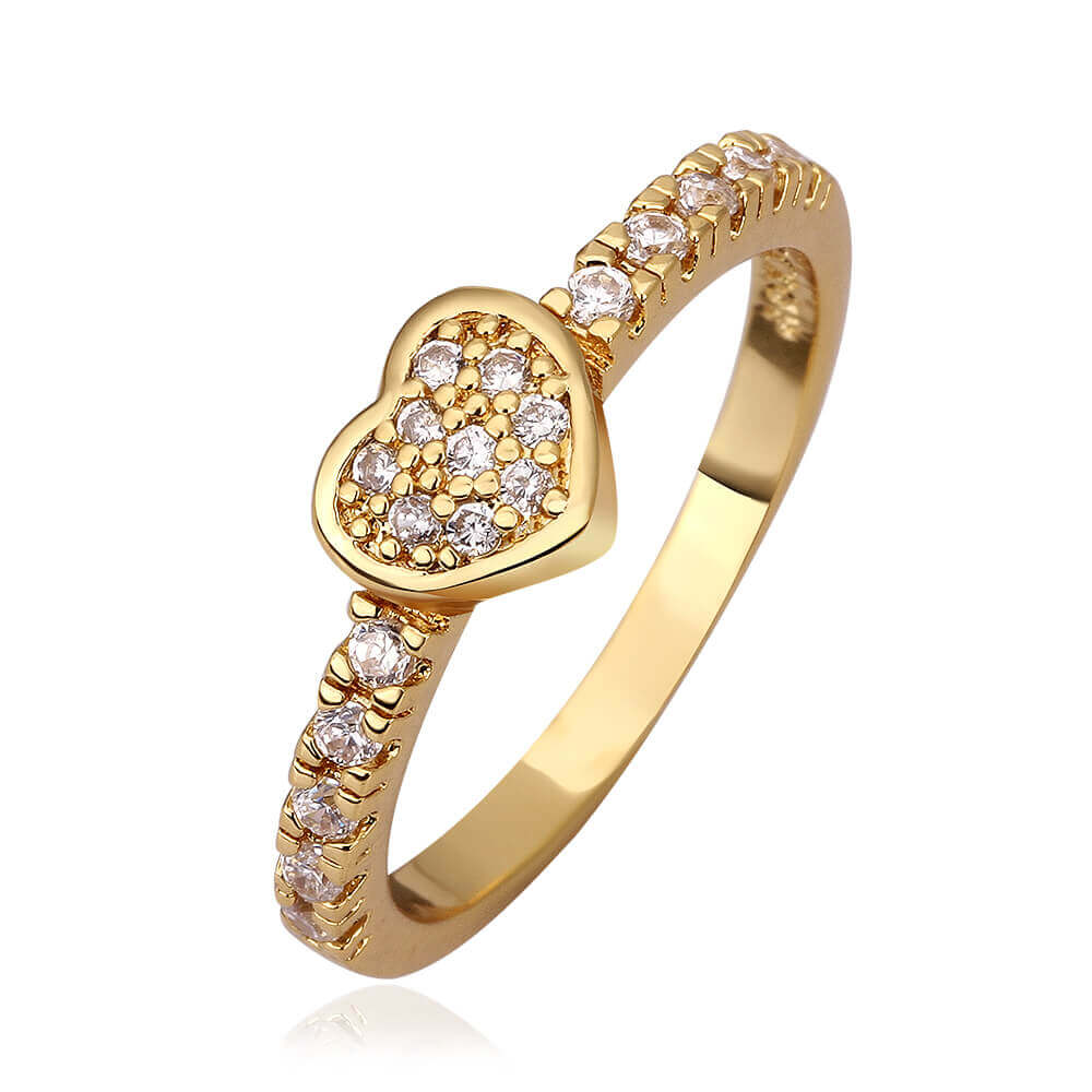 Fiona 18k Gold Ring Size 5